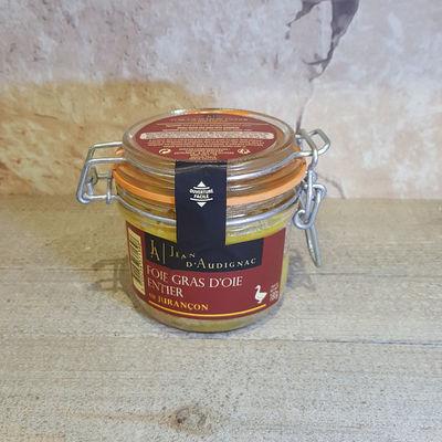 Foie Gras d'Oie - La Paillote Dauphinoise - VOIRON