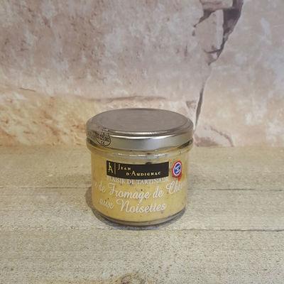 fromage chèvre - La Paillote Dauphinoise - VOIRON