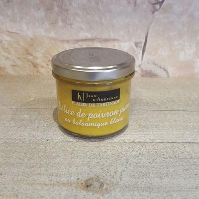 poivron jaune - La Paillote Dauphinoise - VOIRON