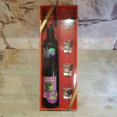 Liqueur Mûres sauvages - La Paillote Dauphinoise - VOIRON