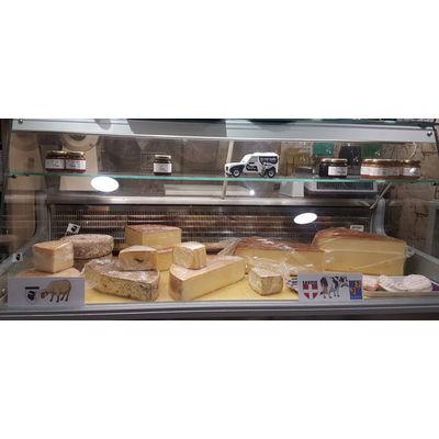Raclette ail des ours (Savoie) - La Paillote Dauphinoise - VOIRON