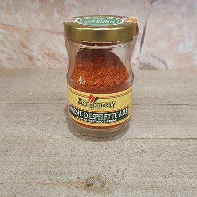 Piment - La Paillote Dauphinoise - VOIRON