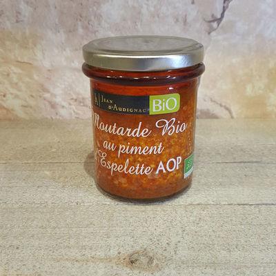 Moutarde - La Paillote Dauphinoise - VOIRON