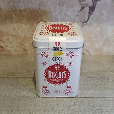 Biscuits sablés - La Paillote Dauphinoise - VOIRON